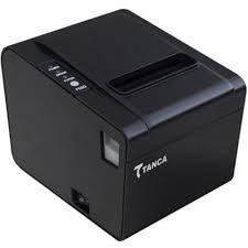 Impressora Não Fiscal Térmica Tanca Tp-650 Serrilha e Guilhotina USB Serial Ethernet