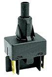 Interruptor Latina Push Botton Cod 220073