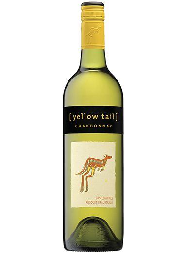 Vinho australiano Yellow Tail Chardonnay branco