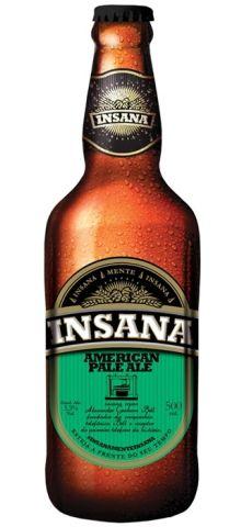 Cerveja Insana American Pale Ale 500ml
