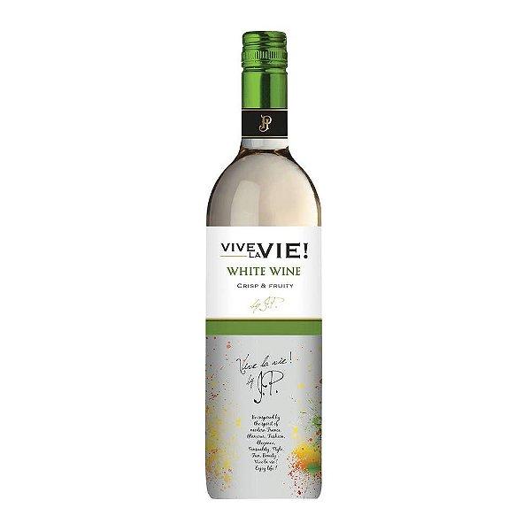 Vinho francês Vive La Vie Branco