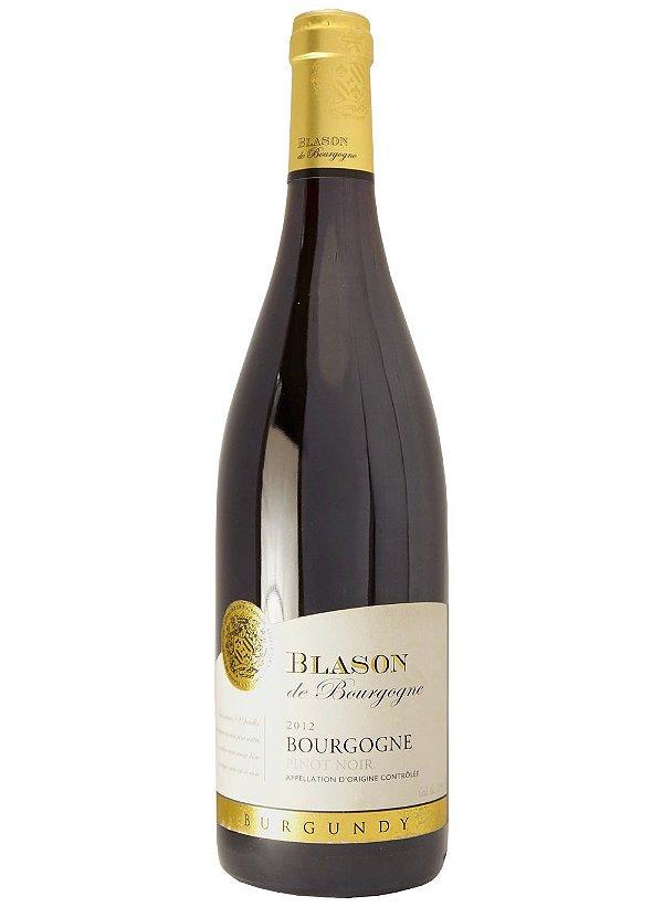 Vinho francês Blason de Bourgogne Pinot Noir tinto
