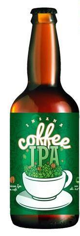 Cerveja Insana Coffee IPA 500 ml