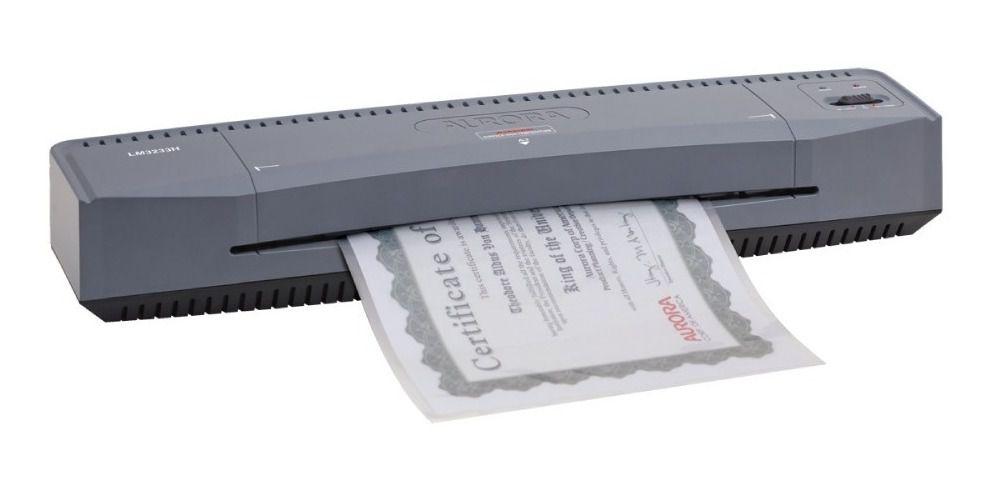Plastificadora Laminadora A3 - Aurora - LM3233H - 220V
