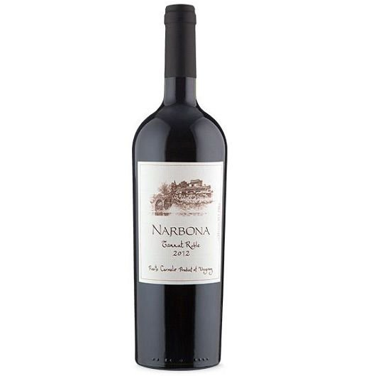 NARBONA TANNAT ROBLE  2015