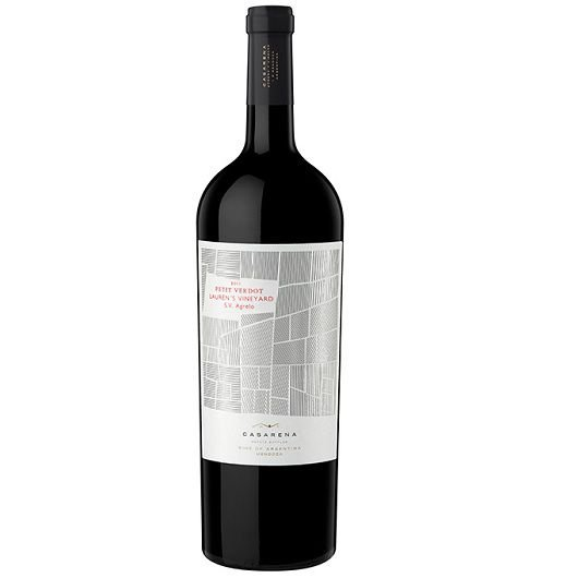 CASARENA LAUREN'S VINEYARD PETIT VERDOT AGRELO 2012
