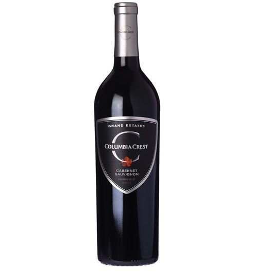 COLUMBIA CREST GRAND ESTATES CABERNET SAUVIGNON 2015