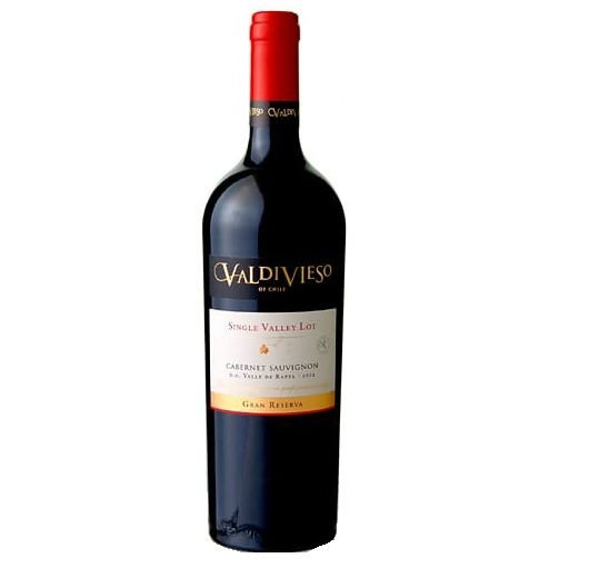 VALDIVIESO GRAN RESERVA CABERNET SAUVIGNON SINGLE VALLEY LOT 2013