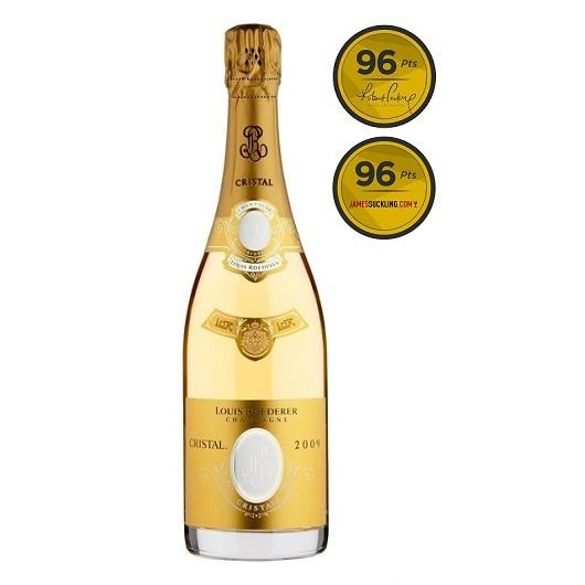 CHAMPAGNE CRISTAL LOUIS ROEDERER 2013