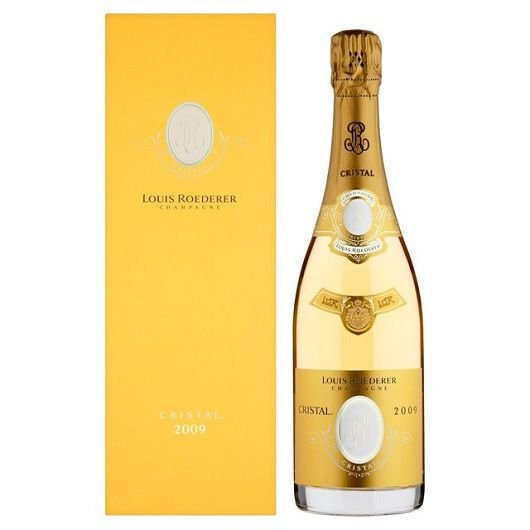 CHAMPAGNE CRISTAL LOUIS ROEDERER 2008