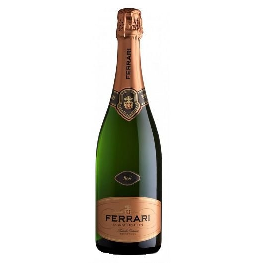 ESPUMANTE FERRARI MAXIMUM BRUT ROSÉ