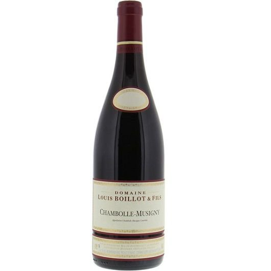 DOMAINE LOUIS BOILLOT CHAMBOLLE MUSIGNY 2017