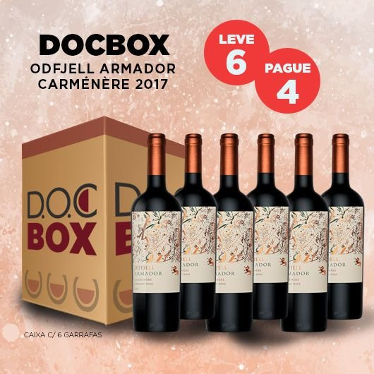 DOC BOX ODFJELL ARMADOR CARMÉNÈRE 2017