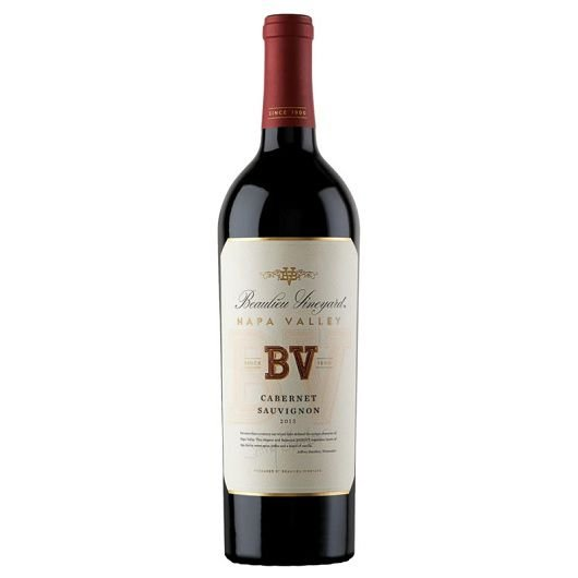BV CABERNET SAUVIGNON BEAULIEU VINEYARD NAPA VALLEY 2015