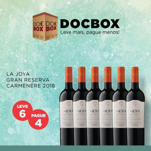 DOC BOX LA JOYA GRAN RESERVA CARMÈNÉRE 2018