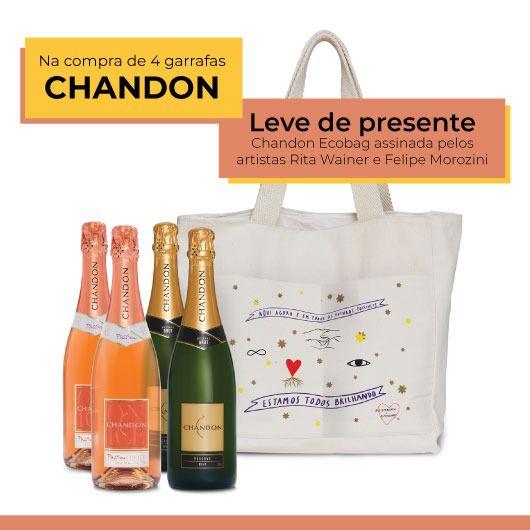 Kit Chandon Ecobag 4gfs