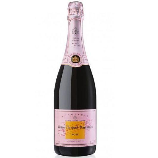 Champagne Veuve Clicquot Rosé Brut