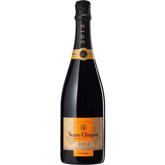 Champagne Veuve Clicquot Vintage Blanc 2012