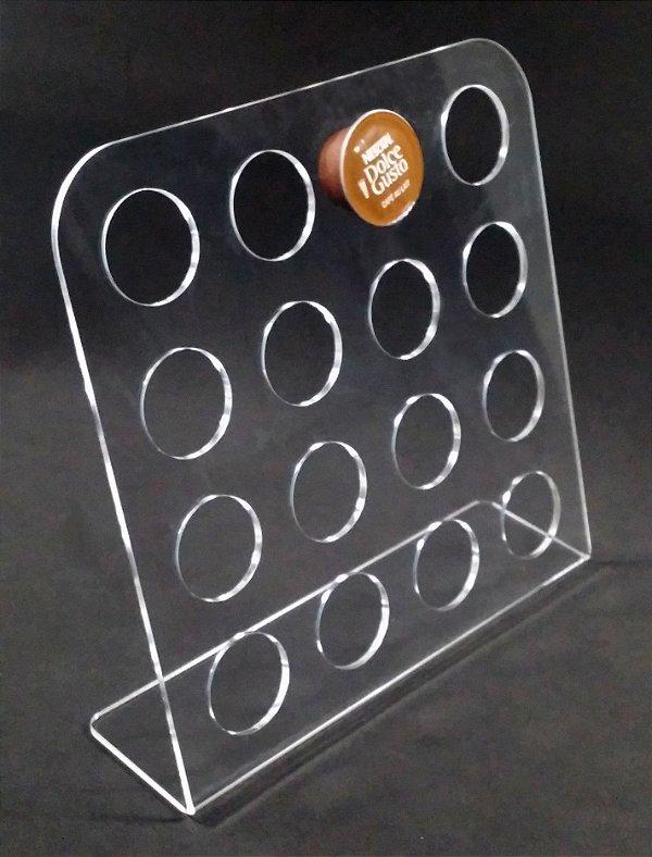 Suporte para capsúlas de Cafe Dolce Gusto