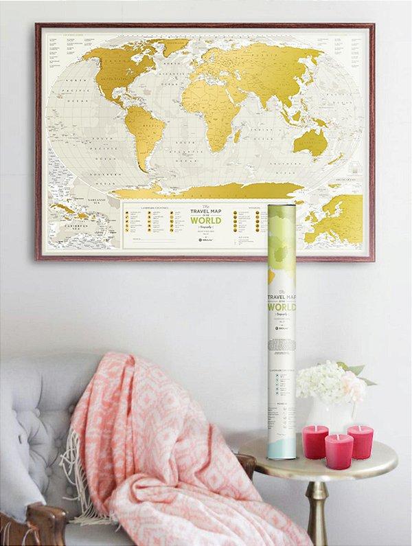 Mapa de Raspadinha Geography