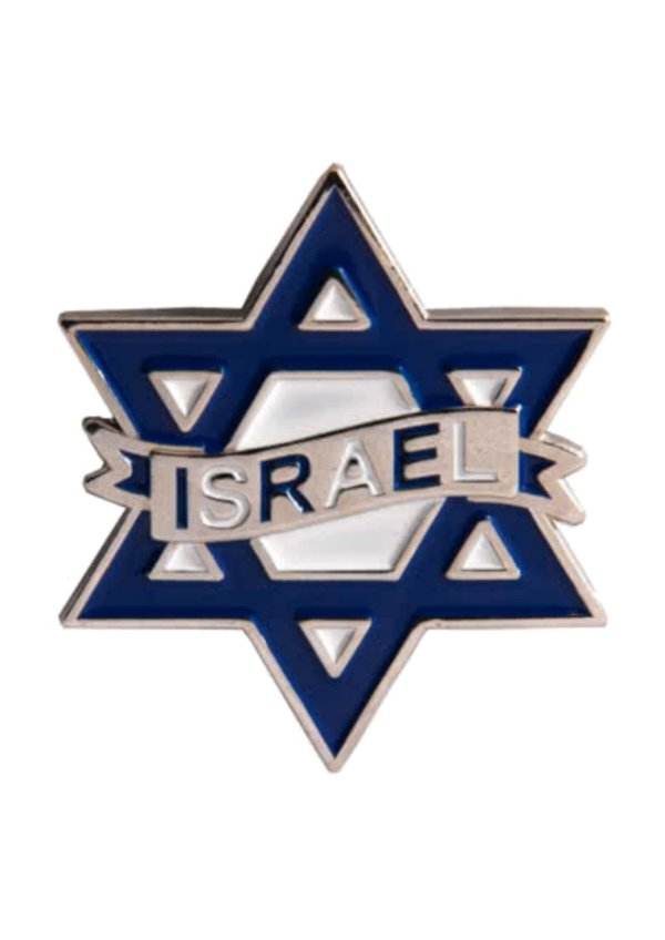 Imã Israel - Símbolo Bandeira Israel