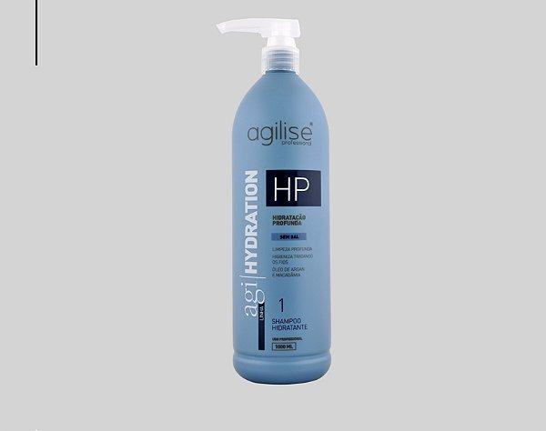 SHAMPOO HP – HIDRATAÇÃO PROFUNDA - 1L