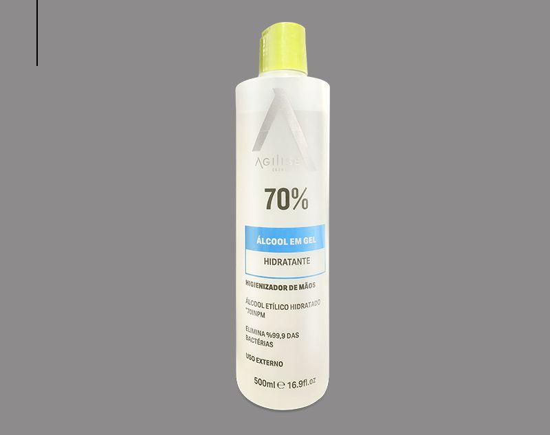 Álcool em Gel Hidratante 70% - 500ml