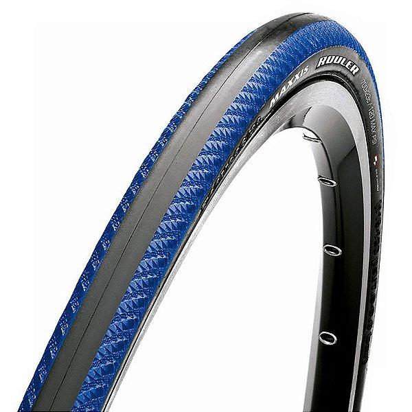 Pneu Maxxis Rouler 700x23C Dobrável Kevlar Fx Azul