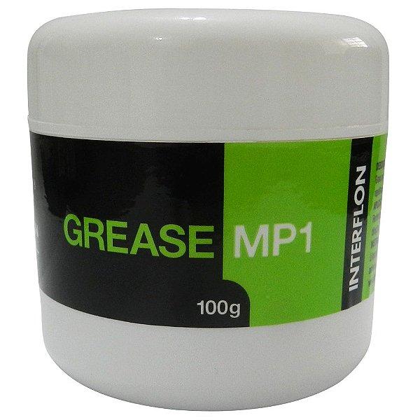 Graxa Interflon Grease MP1 Mineral 100g