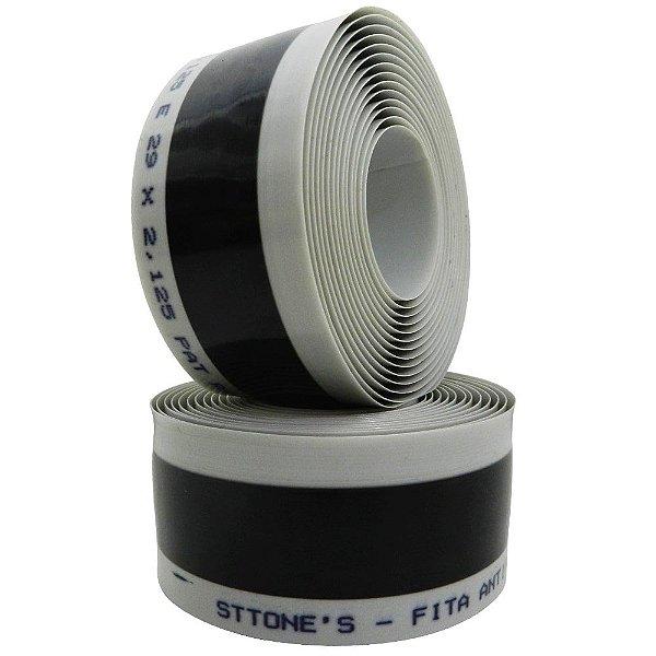 Fita Anti Furo Sttones para Pneus 26, 27.5 e 29 Branco