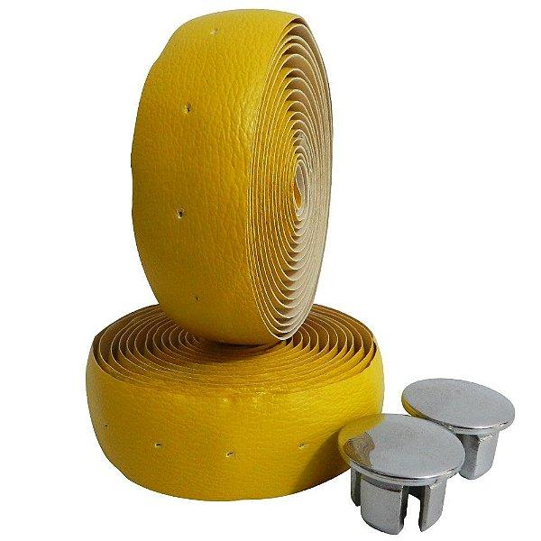 Fita de Guidão Calypso Amarelo
