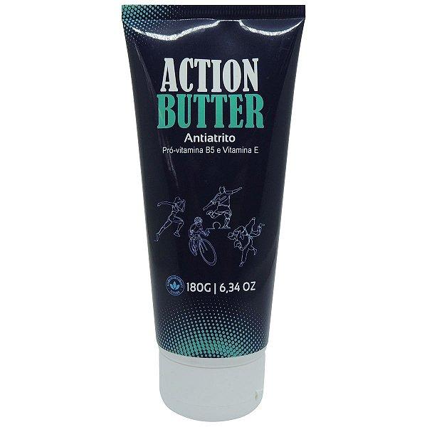 Creme Anti Atrito Action Butter Tahoma Bisnaga 180g