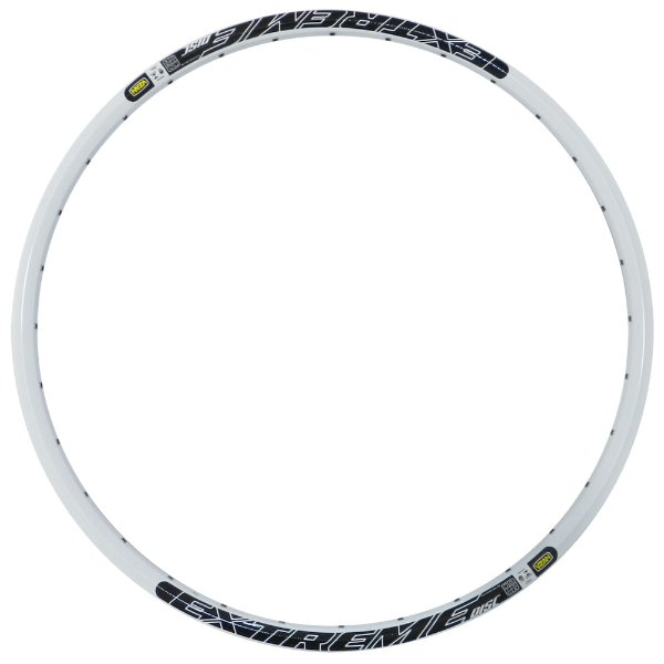 Aro Vzan Extreme Disc 29x32F em Alumínio Branco