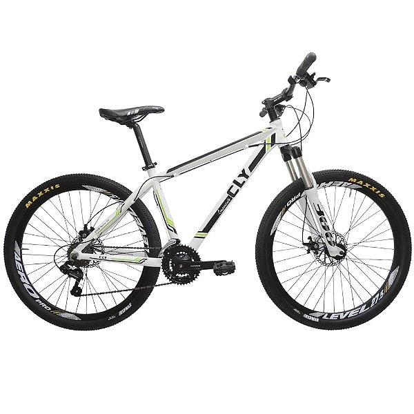 Bicicleta Cly 27.5 Z5 Alumínio Câmbio Shimano 21 Marchas Freio a Disco