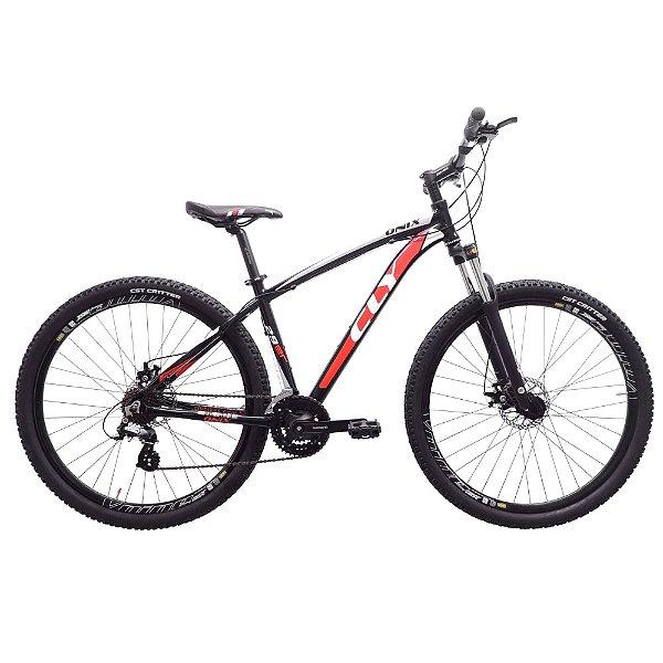 Bicicleta Cly 29 Onix Alumínio Câmbio Shimano 24 Marchas Freio a Disco