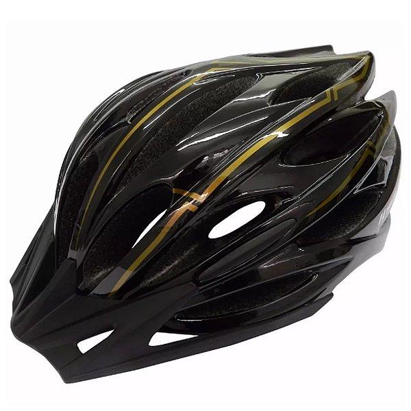 Capacete High One para Ciclismo Tamanho G INM25