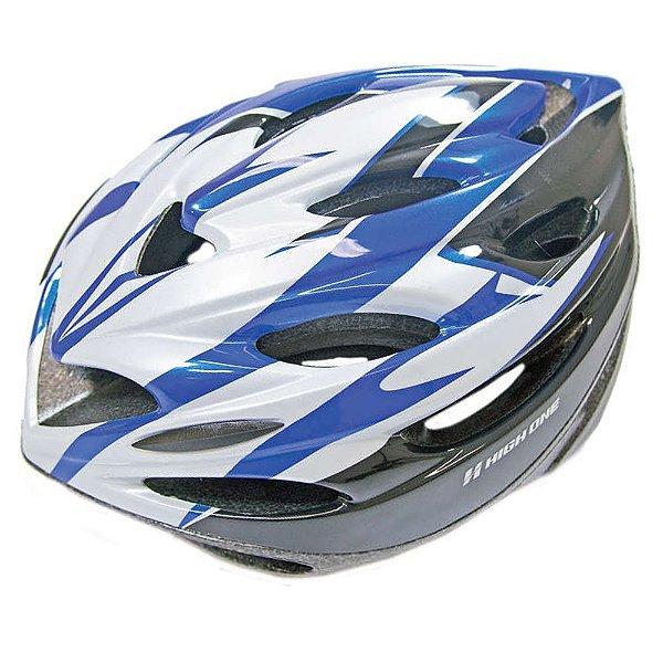 Capacete High One para Ciclismo Tamanho M OUTSV60 HOCAP0068