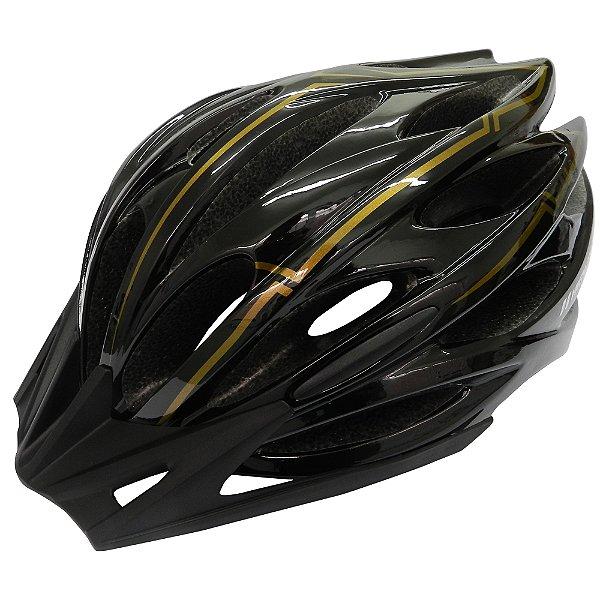 Capacete High One para Ciclismo Tamanho G INM 25A-10 HOCAP0034