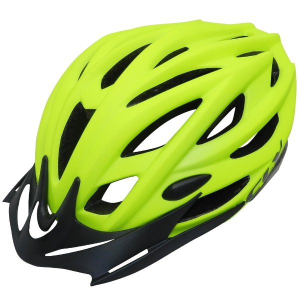 Capacete Cly Out Mold MTB/Urbano para Ciclismo G Amarelo