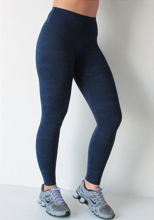 Legging Matrix Azul Marinho