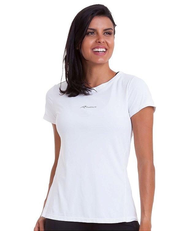 Camiseta Zing Branco M - AUTHEN