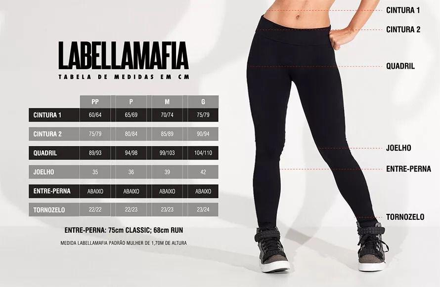Legging FCL13451 M - LBM