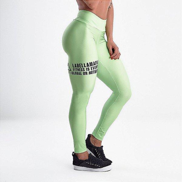 Legging FCL13509 - Verde - P - LBM