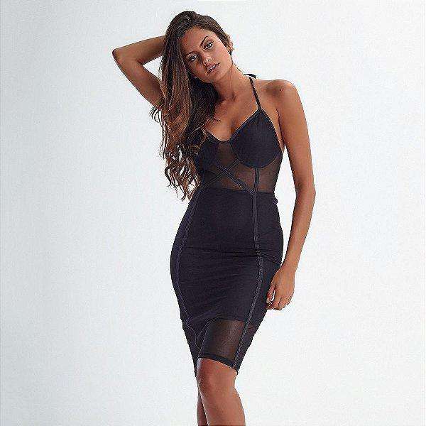 Vestido CPVT01 - Preto - M - LBM