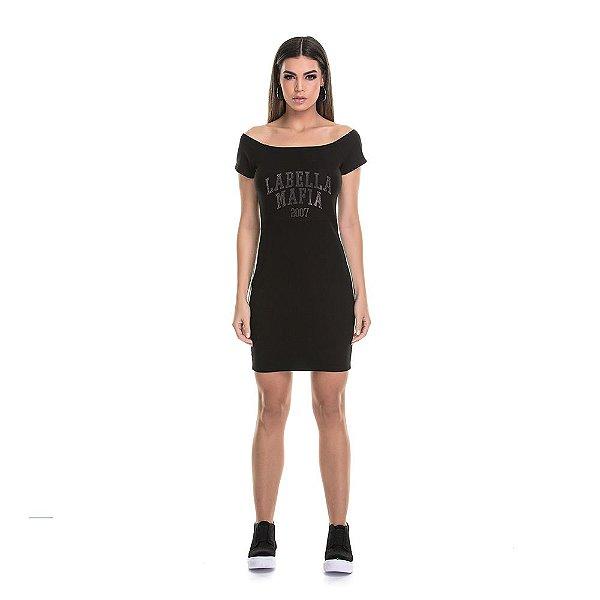 Vestido MVT14816 PRETO - LBM