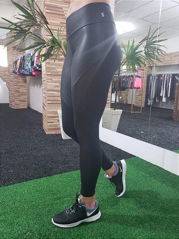 Legging All Black -Light/Cirre/Tule