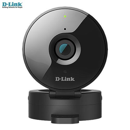 Câmera D-Link Wirelees IP Wi-Fi H.264 HD 120 Graus - DCS-936L
