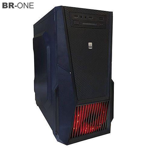 Gabinete Gamer BR-ONE A32 Sem Fonte 1 porta USB 3.0
