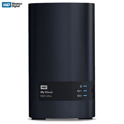 HD Externo Western Digital 4TB Storage My Cloud Expert Series EX2 Ultra Usb 3.0 - WDBVBZ0000NCH-NESN