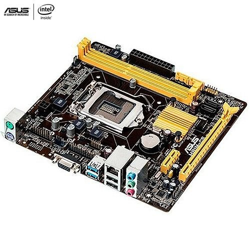 Placa mãe Asus Intel LGA-1150 ChipSet H81 DDR3, VGA Micro Atx - H81M-CS/BR